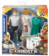WWE Create-a-Superstar Action Figure - Sheamus Celtic Warrior